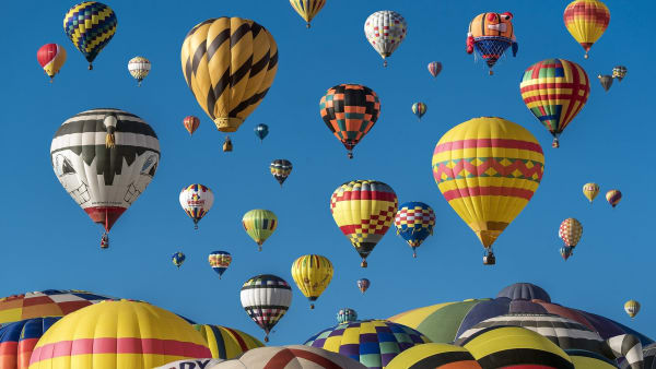 ISG Virtual Balloon Race – May 1st 2021